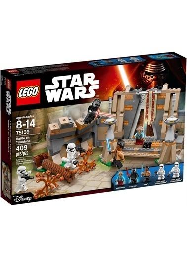 Lego Lego Star Wars 75139 Takodana Çarşışması Renkli